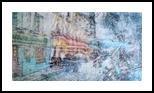 Paris - Montmartre (n.417), Paintings, Abstract, Cityscape, Acrylic, By Alessio Mazzarulli
