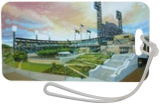 Pittsburgh Pirates, Paintings, Realism, Cityscape, Oil, By Gregg Hinlicky