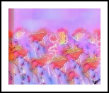 Poppies, Paintings, Impressionism, Nature, Canvas, By Greg Roadruck