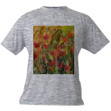 poppies, Drawings / Sketch,Pastel, Fine Art,Impressionism, Botanical,Floral,Nature, Pastel, By Marta Kuźniar