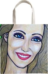 Portrait, Drawings / Sketch, Chance, Portrait, Mixed, By Paula Valeria Fridman