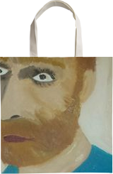 Portrait of a Man, Paintings, Fine Art, Portrait, Oil, By MD Meiser