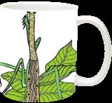 Praying Mantis 1, Decorative Arts,Digital Art / Computer Art,Drawings / Sketch,Illustration,Printmaking, Fine Art, Nature, Digital,Ink,Pencil, By William (Bill) Gregory Ivinson