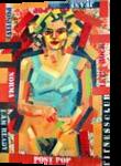 Private Secrets, Paintings, Pop Art, Figurative, Canvas,Oil,Spray Paint,Wood, By Piotr Ryszard Kachny