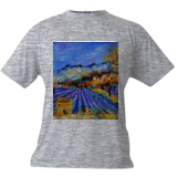 Mens T-Shirt (Athletic Grey)