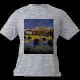 Provence 7645, Paintings, Impressionism, Landscape, Canvas, By Pol Henry Ledent