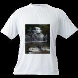 Purakaunui Falls 1, Photography, Fine Art, Landscape, Canvas,Photography: Photographic Print,Photography: Stretched Canvas Print, By Ernest Wong
