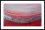 Red abstract painting A097 silver textured modern wall art Acrylic Original Contemporary Art for Lounge, Office or above sofa by artist Ksavera, Decorative Arts,Paintings, Abstract,Commercial Design,Expressionism,Minimalism,Modernism, Decorative,Inspirational,Landscape,Seascape,Tropical, Acrylic,Canvas,Mixed,Painting, By Ksavera Art