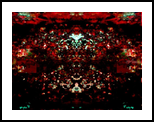 reflected totem, Digital Art / Computer Art,Paintings,Photography, Abstract, Composition, Digital, By Julie Hermoso