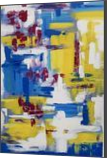 Reflections, Paintings, Abstract, Decorative, Acrylic, By Deb Schmidt