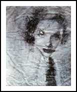 Remembering -03- (n.393), Paintings, Abstract, People,Portrait, Acrylic, By Alessio Mazzarulli