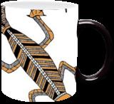 Reptile 4, Decorative Arts,Digital Art / Computer Art,Drawings / Sketch,Functional Art,Illustration,Paper Art,Poster,Printmaking, Fine Art, Nature,Religious,Spiritual, Canvas,Digital,Ink,Pencil, By William (Bill) Gregory Ivinson