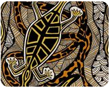 Reptile Dreaming, Digital Art / Computer Art,Drawings / Sketch,Illustration,Printmaking, Fine Art, Nature,Religious,Spiritual,Wildlife, Digital,Ink,Mixed,Pencil, By William (Bill) Gregory Ivinson