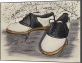 Retro Saddle Shoes, Paintings, Fine Art,Pop Art,Realism, Portrait, Painting,Watercolor, By Kelly A Mills