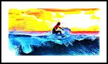 Riding the Wave, Digital Art / Computer Art, Realism, People, Digital, By Joshua Bindseil