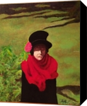 Rienzi, Paintings, Romanticism, Figurative, Acrylic, By Eric Kirkpatrick