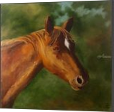 RIP, Beauty, Paintings, Realism, Animals, Oil, By Colleen Lambert