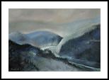 River Semois 75, Paintings, Impressionism, Landscape, Canvas, By Pol Henry Ledent