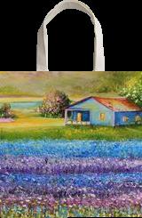 Romantic Landscape, Paintings, Impressionism, Landscape, Canvas, By Alicia Maury Fine Art