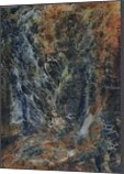 Roots, Paintings, Abstract,Modernism,Symbolism, Decorative,Fantasy,Mythical,Nature,Spiritual, Acrylic,Painting, By Dana Krecere