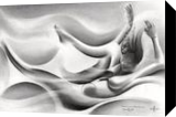 Roundism – 10-03-18, Drawings / Sketch, Abstract,Cubism,Fine Art,Surrealism, Anatomy,Composition,Erotic,Figurative,Inspirational,Nudes,People, Pencil, By Corne Akkers