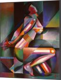 Roundism - 20-02-18, Paintings, Abstract,Cubism,Fine Art,Surrealism, Anatomy,Composition,Erotic,Figurative,Inspirational,Nudes,People, Oil, By Corne Akkers
