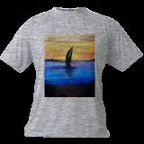 Sail Away, Paintings, Fine Art, Still Life, Acrylic, By adam santana