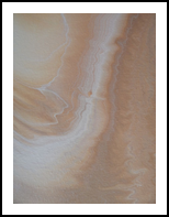 SAND, Paintings, Abstract, Landscape, Canvas, By William Birdwell