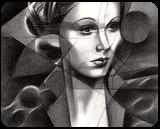 Sans titre – 05-01-18, Drawings / Sketch, Abstract,Cubism,Fine Art,Realism, Composition,Figurative,Inspirational,People,Portrait, Pencil, By Corne Akkers