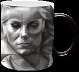 Sans titre - 21-04-18, Drawings / Sketch, Abstract,Cubism,Fine Art,Impressionism,Realism,Surrealism, Anatomy,Composition,Figurative,Inspirational,People,Portrait, Pencil, By Corne Akkers