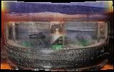 Sea Captain's observation chamber, Digital Art / Computer Art, Symbolism, Seascape, Digital, By Bernard Harold Curgenven