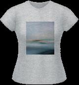 Seascape painting Pure memories, Paintings, Minimalism,Photorealism,Realism, Nature, Canvas, By Larissa Uvarova