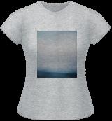 Seascape painting So tender are my memories, Paintings, Minimalism,Photorealism,Realism, Nature, Canvas, By Larissa Uvarova