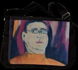 Self-portrait, Paintings, Impressionism, Portrait, Oil, By MD Meiser