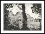 Seneca Rocks, Printmaking, Expressionism, Landscape, Ink, By Thomas J Norulak