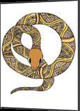 Sepent6c, Digital Art / Computer Art,Drawings / Sketch, Fine Art, Nature,Religious,Spiritual, Digital,Ink,Pencil, By William (Bill) Gregory Ivinson