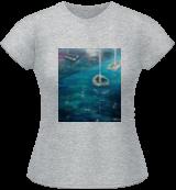 SereniSeas, Paintings, Impressionism, Seascape, Acrylic, By Marion Grant Freeman