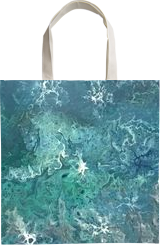 Serenity Sea, Paintings, Abstract,Impressionism, Seascape, Acrylic, By C Jeanine Noegel