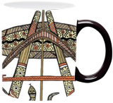 Shadowbox, Decorative Arts,Digital Art / Computer Art,Drawings / Sketch,Printmaking, Fine Art, Conceptual,Decorative,Nature,Religious,Spiritual, Digital,Ink,Pencil, By William (Bill) Gregory Ivinson
