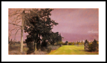 Sharon Park 1, Digital Art / Computer Art, Fine Art, Landscape, Digital, By BENARY  IMAGE