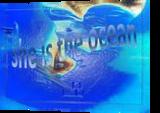 She is the ocean, Digital Art / Computer Art, Abstract, Seascape, Digital, By Bernard Harold Curgenven