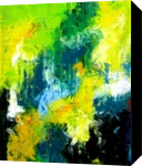 Shimmer, Paintings, Abstract, Conceptual, Oil, By Sal Panasci