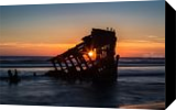 Shipwreck, Photography, Photorealism, Landscape,Seascape,Spiritual, Photography: Photographic Print, By Mike DeCesare