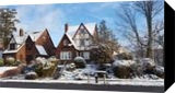 Snow in Queens, Photography, Photorealism,Realism, Architecture,Cityscape, Photography: Photographic Print, By Sharon Dewsbury
