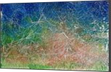 Somewhere -02- (n.416), Paintings, Abstract, Land Art,Landscape, Acrylic, By Alessio Mazzarulli