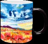 Sonora Study #4, Pastel, Impressionism, Landscape, Pastel, By William Albert Martin