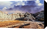 South Dakota Badlands 3, Photography, Photorealism, Landscape, Metal, By Duane Klipping