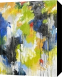 Splash, Paintings, Abstract, Conceptual, Oil, By Sal Panasci