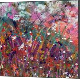 Spring Song, Paintings, Abstract, Botanical,Landscape, Canvas, By Kenneth E Parker
