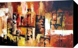 STACKING, Paintings, Abstract, Architecture, Acrylic, By Graham Evans